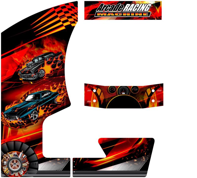 Car Racing Machine